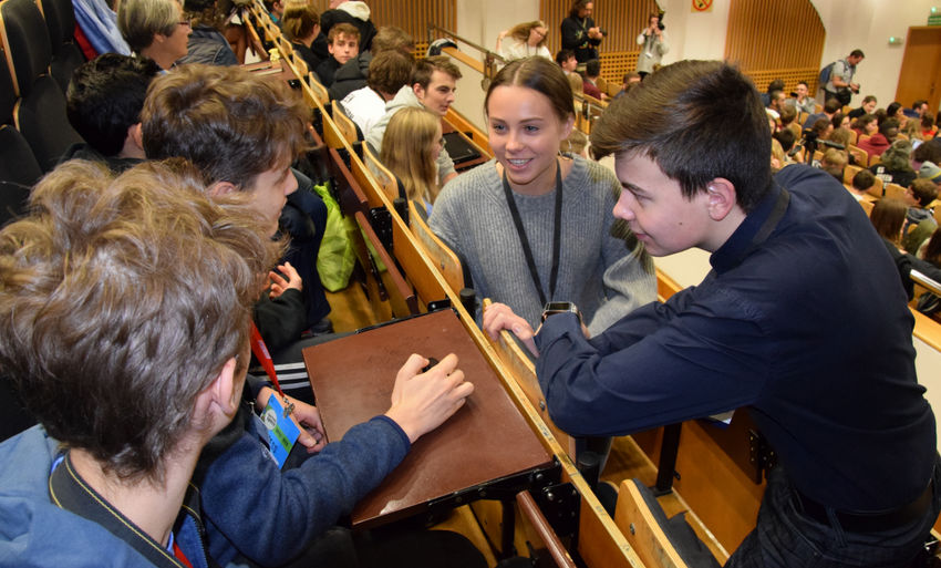 The International Climate Conferences in Poland are told by youngsters from different countries