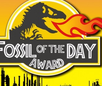 Award Fossil day to Belgium, Austria, Ireland and others