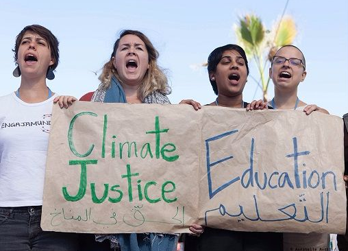 Feminist organizations fight for women participation in COP23 negotiations
