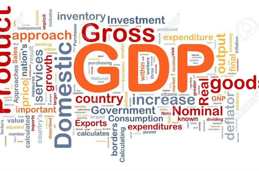 GDP and the measure of a society's well-being