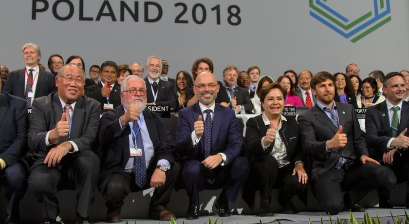 Summary of COP24: realistic deals but little political will