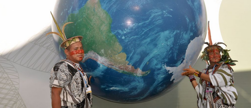 COP22: The role of indigenous communities in fighting climate change