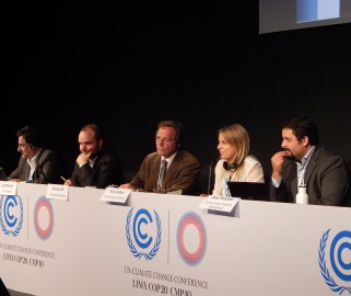 Cooperative groups can help in the climate negotiations