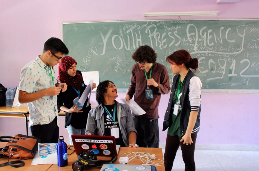 The Climate Conference in Bonn told by young people from different countries