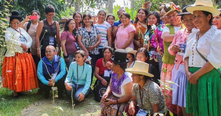 The role of Indigenous women in the fight against climate change