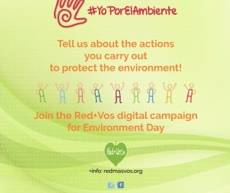 #YoPorElAmbiente, visibilising actions of young Latin Americans for the protection of the environment
