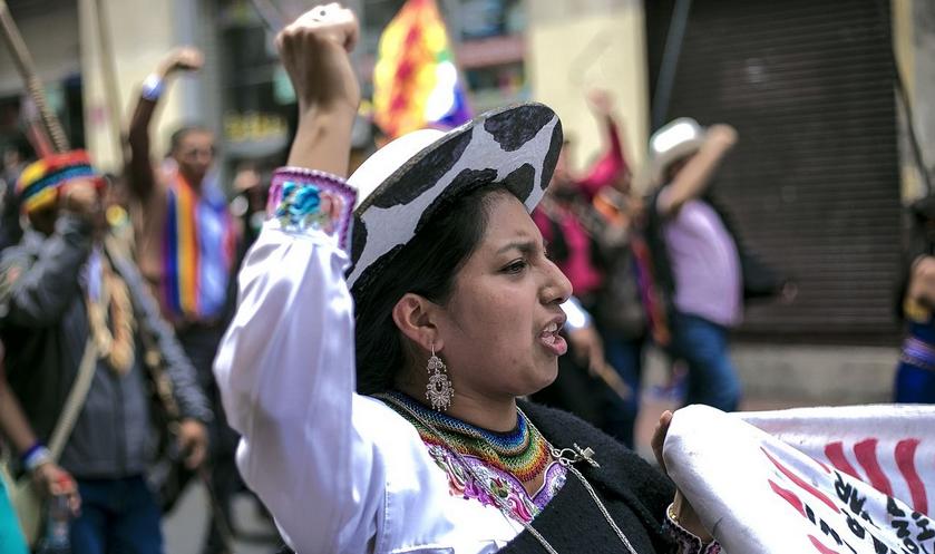 COP25: native peoples demand more participation